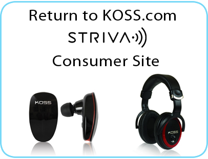 STRIVA Consumer Site Redirect